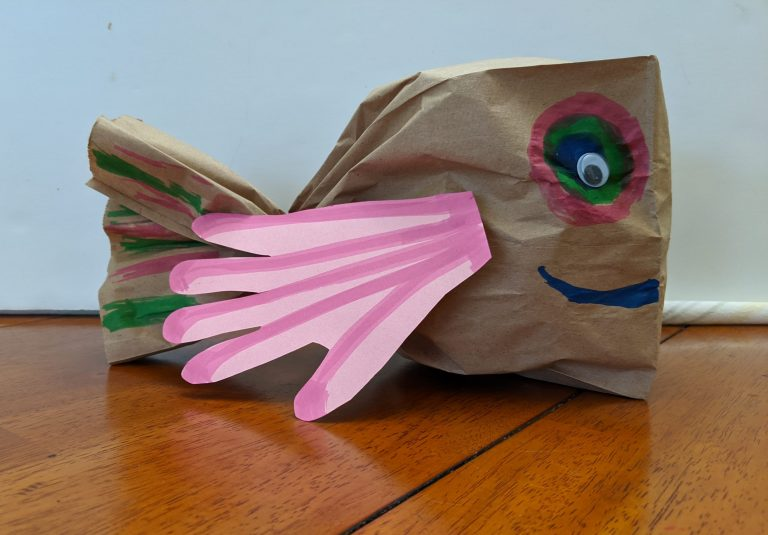 How to Craft with Paper Bags