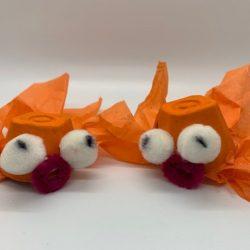 Read It Make: Goldfish Craft