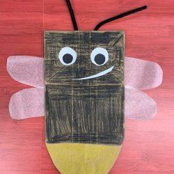 Read It Make It: Paperbag Firefly
