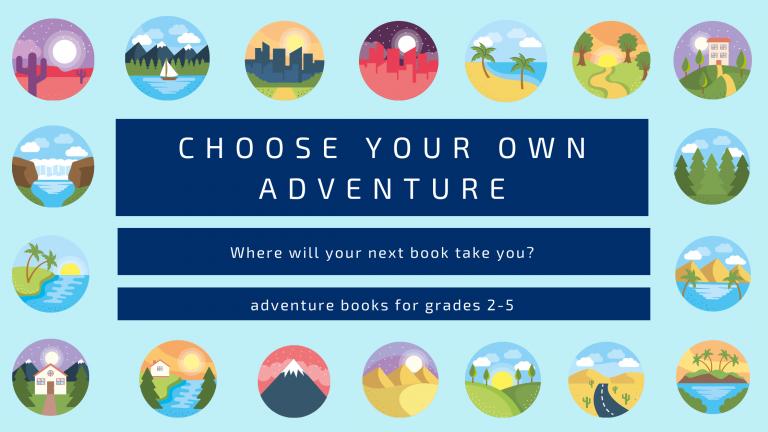 Your adventure awaits!