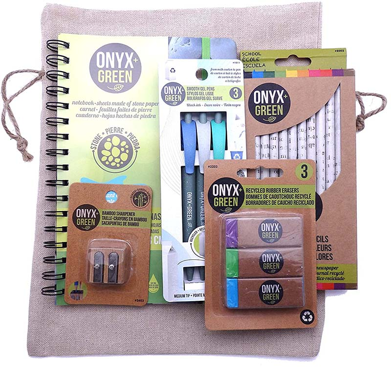 Eco-Friendly School Supplies Kit