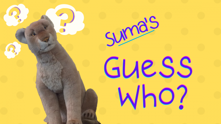 "Suma Plays ""Guess Who?"""
