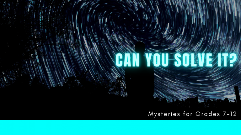 Mysteries for grades 7-12