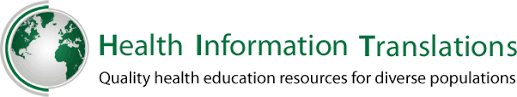 Health Information Translations