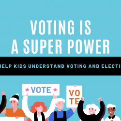Voting resources for kids!