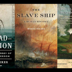 Long History of Slavery, Resistance, & Abolition Book Recommendations