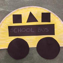 Read It Make It: School Bus