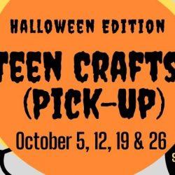Teen Craft: Halloween Edition #1