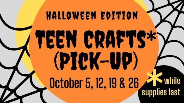 Teen Craft: Halloween Edition #2