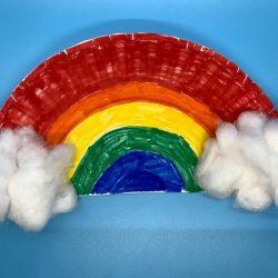Read It Make It: Rainbow Craft
