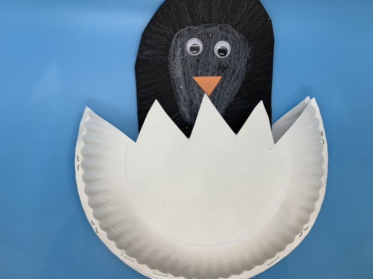 Read It Make It: Penguin Craft