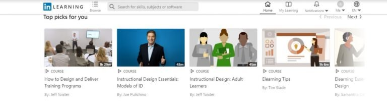 Tech Tools: From Lynda to LinkedIn Learning