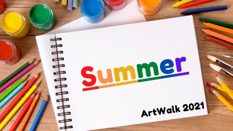 Read more about the article Summer ArtWalk Invitation!
