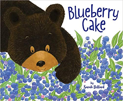 Read more about the article Read It, Make It: in the Kitchen – Blueberry Cake