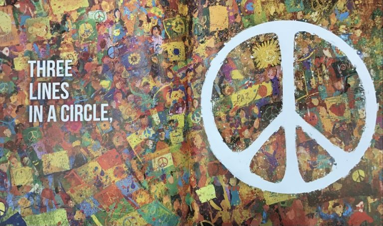 Read more about the article Read It, Make It: The Peace Symbol